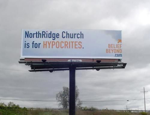 Igreja de Northridge, pastoreada pelo rev. Brad Powell