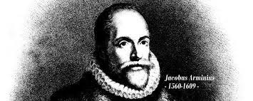 Dr. Jacobus Arminius - - 1560 - 1609
