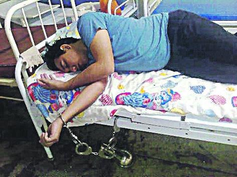 Segundo familiares do pastor, que acionaram a OAB-AM, ele foi obrigado a fazer necessidades fisiológicas algemado