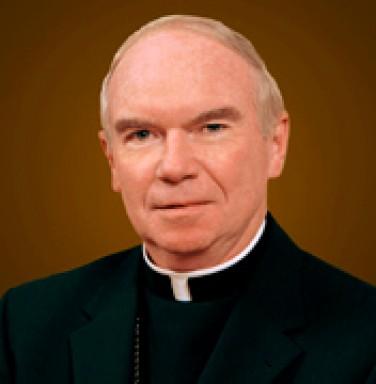 Presidente do Comitê para os Direitos Humanos da Conferência Episcopal, Dom Brendan O'Brien
