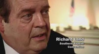 Rev. Dr. Richard Land, presidente da Comissão de ética e Liberdade Religiosa da Convenção Batista do Sul