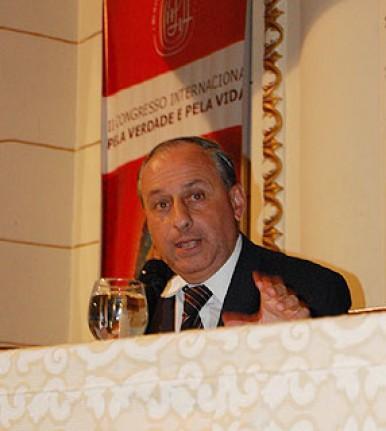 O advogado, professor de Bioética e referência internacional sobre Ideologia de Gênero, Jorge Scala