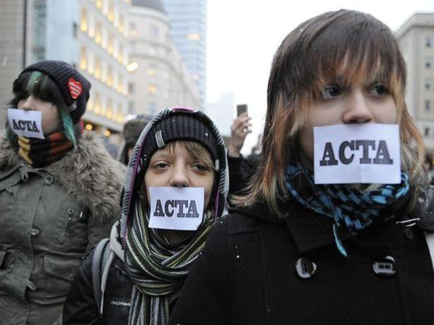 ACTA - Anti-Conterfeiting Trade Agreement = Acordo Comercial Anticontrafacção