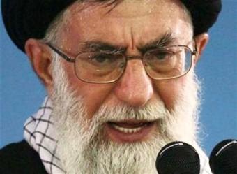 Líder supremo do Irã, o aiatolá Ali Khamenei