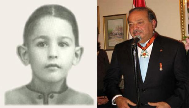 Carlos Slim nasceu em 28 e janeiro de 1940, hoje ele tem 72 anos.