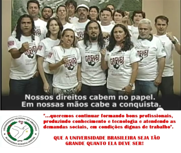 Professores da UFAM - Universidade Federal do Amazonas