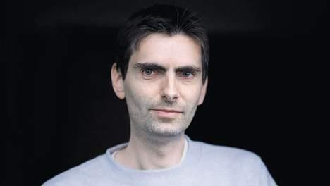 Presidente da Associação, Martijn Uittenbogaard.